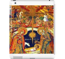 Holy Christmas iPad Case/Skin