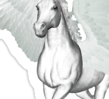 Pegasus'... Sticker