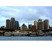 A View Of Sydney Photographic Print