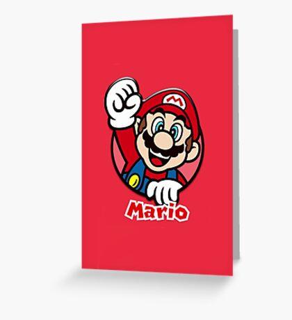 Super Mario Phone Case Greeting Card
