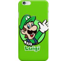 Luigi Phone Case iPhone Case/Skin