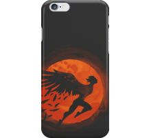 Icarus: Sunset iPhone Case/Skin