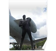 Airforce Way Zentai Set 2 - 4 Poster