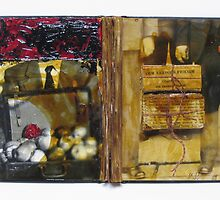 Artist Book 4 (Our Nervous Friends) by Stephen Sheffield