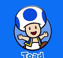 Toad Phone Case by MaxiLichtblau