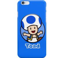 Toad Phone Case iPhone Case/Skin