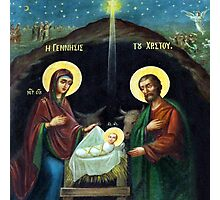 Joseph and Mary Photographic Print