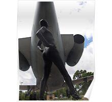 Airforce Way Zentai Set 2 - 10 Poster