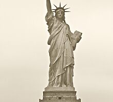 Lady Liberty by brianhebert