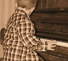 Piano Boy by Dawsey