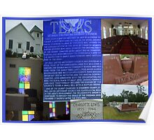 TEXAS FAMILY HERITAGE SERIES (Best viewed large) *marker Poster