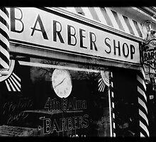 Barber Shop by RobertCharles