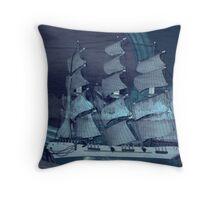 Dream Voyage Throw Pillow