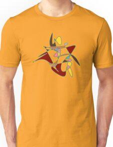 Abstract Dance Unisex T-Shirt
