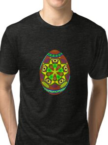 Easter Egg Tri-blend T-Shirt