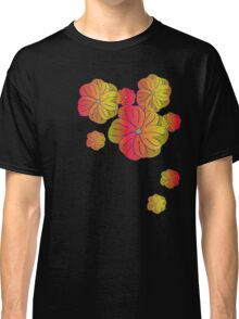 Fire flowers Classic T-Shirt