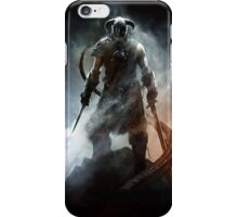 Skyrim [FHD] iPhone Case/Skin
