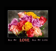 All My LOVE All My Life by Bo Insogna
