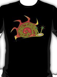 Happy Snail Of Death T-Shirt