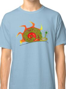 Happy Snail Of Death Classic T-Shirt