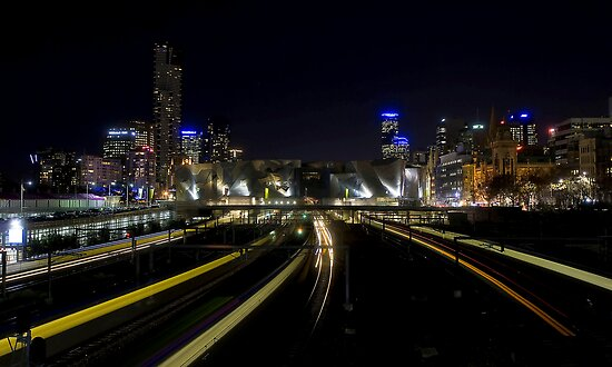 Melbourne by Paul Louis Villani