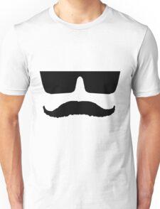 Cool Mustache  Unisex T-Shirt