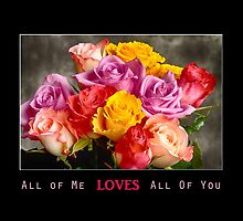 All Of Me Loves All of You by Bo Insogna
