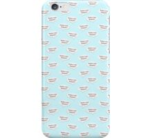 Parlez-vous francais? Wallpaper iPhone Case/Skin
