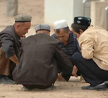 Uyghur Game by Pete Foley