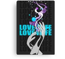 Love for Life Canvas Print