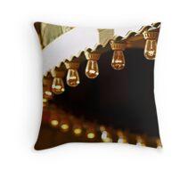 High-Lights Throw Pillow