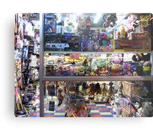 Toys!!! Metal Print