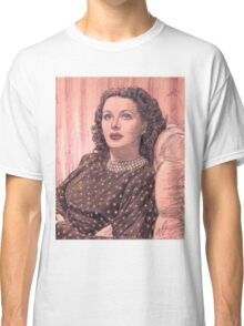 HEDY LAMARR Classic T-Shirt