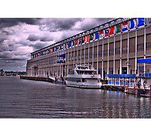Seaport Elite at Word Trade Center, Boston   MA Photographic Print