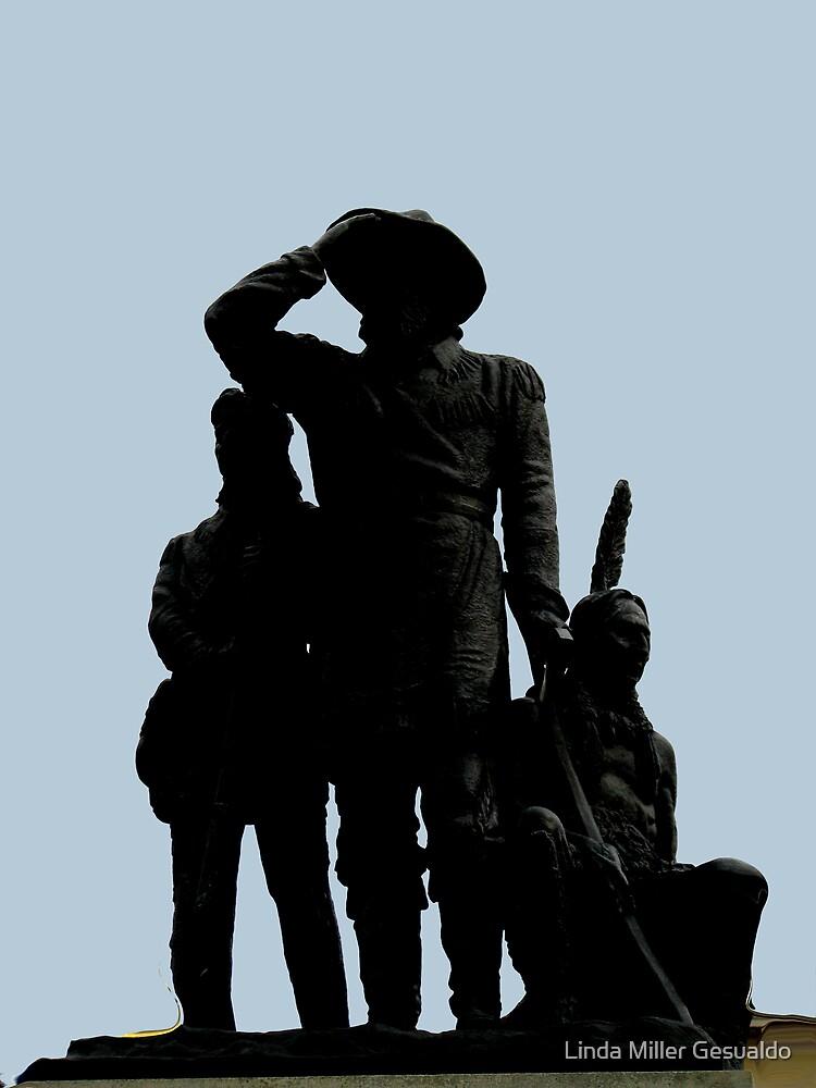 The Three Settlers by Linda Miller Gesualdo