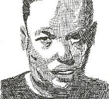 Dr. Dre - Sketch by BlueDevil97