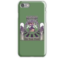 Roller Derby Nouveau: The Massacre of Spring (French) iPhone Case/Skin