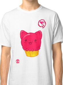 Cupcake Kitty Classic T-Shirt