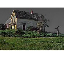 Ode to Edward Hopper--Nova Scotia  Photographic Print