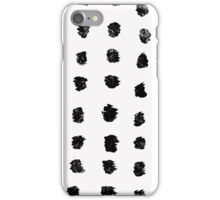 Ink Brush #3 iPhone Case/Skin