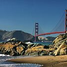 Into the Golden Gate by Barbara  Brown