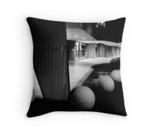 Law Library Throw Pillow