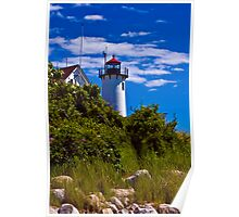 Lighthouse, Gloucester , MA Poster