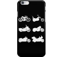 History of Harley Davidson iPhone Case/Skin