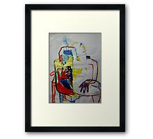 spicy meatball....perhaps Framed Print