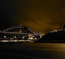 Brooding Bridge by SarahGonzales