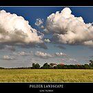 Polder Landscape by Adri  Padmos
