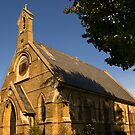 St.Catherines Church by Geoff Carpenter