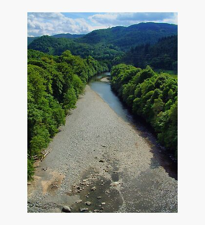 River Gary view Photographic Print