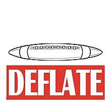 Deflate Photographic Print